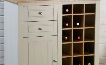 Oxford Wine Cabinet