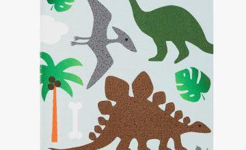 Personalised Dinosaur Towel