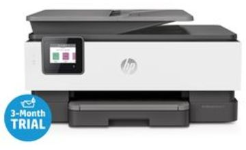 OfficeJet Pro 8024 All-in-One Wireless Inkjet Printer with Fax