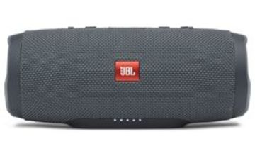 Charge Essential Portable Bluetooth Speaker - Gun Metal