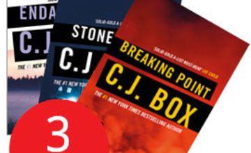 C.J. Box Collection - 3 Books