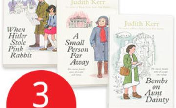 Judith Kerr Collection - 3 Books