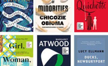 Booker Prize Shortlist 2019 - 6 Books