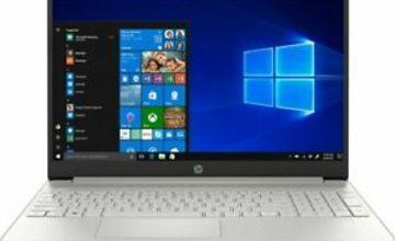 """HP 15s-fq1003na 15.6"""" Full HD Laptop Intel Core i5-1035G1, 8GB RAM, 256GB SSD"""