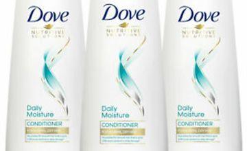 Dove Nourishing Secrets Conditioner, Daily moisture, 3 Pack, 350ml
