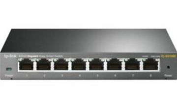TP-LINK TL-SG108E Network Switch - 8 port - Currys
