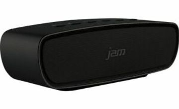JAM Heavy Metal HX-P920BK-EU Portable Bluetooth Wireless Speaker - Matt Black