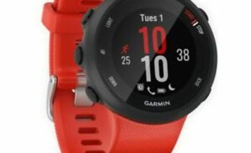GARMIN Forerunner 45 Running Watch - Lava Red Large - Currys