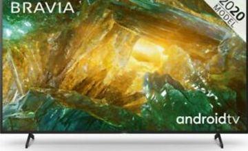 "SONY BRAVIA KD85XH8096BU 85"" Smart 4K Ultra HD HDR LED TV Google Assistant"