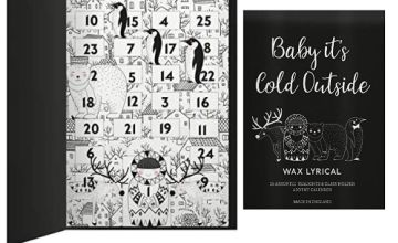 40% off Wax Lyrical Candle Advent Calendars
