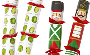 35% off Christmas Crackers