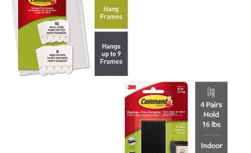 Up to 20% off Command Hanging Strips