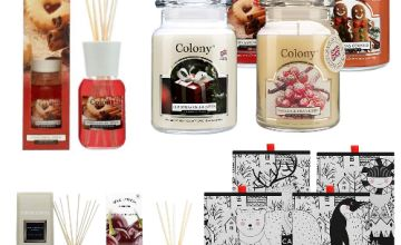 Up to 55% off Wax Lyrical Candles and Diffusers
