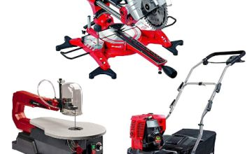 Up to 45% off Einhell