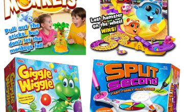 Up to 50% off Games from John Adams
