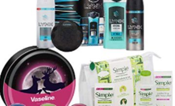 Up to 50% off Men's & Women's Gifting including Lynx, Dove and Simple