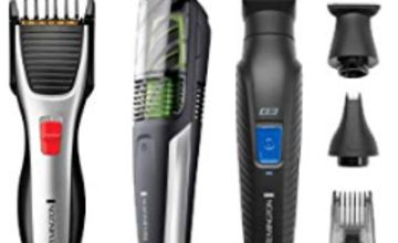 Save up to 50% on Remington Men's Grooming & Shaving