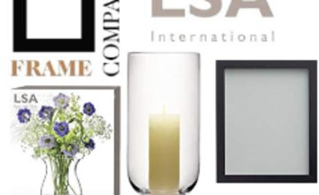 30% Off LSA & Frame Company Home Decor