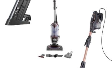 Save up to £80 on Shark Vacuum Cleaners