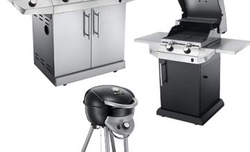 15% off Char-Broil Barbecues