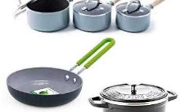 Save on GreenPan Cookware