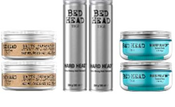 Save on TIGI Bed Head for Men by TIGI Matte Separation Mens Firm Hold Hair Wax, 85 g, Pack of 2 and more,