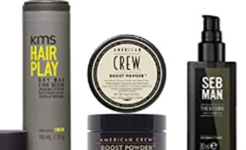 Up to 40% off Men's Professional Grooming Products from Seb Man, KMS, and more