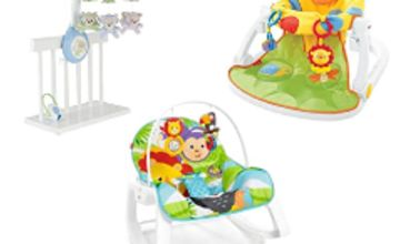 Up to 35% off on Select Fisher-Price Products