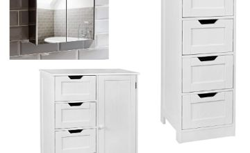 20% off Bath Vida Bathroom Furniture