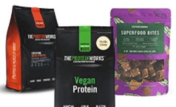 Up to 55% off The Protein Works range
