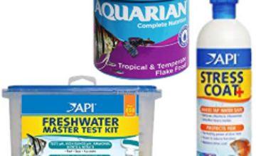 Save on API 800 Test Freshwater Aquarium Water Master Test Kit and more