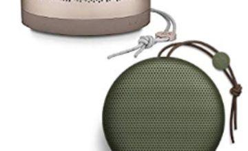 50% off Bang & Olufsen A1 speaker