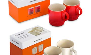 32% off Le Creuset Espresso Mug Sets