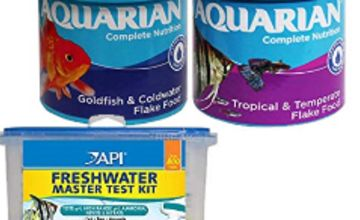 Save on fishcare bestsellers by API and AQUARIAN