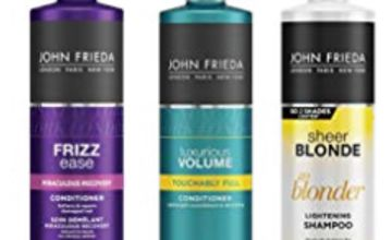 34% off John Frieda Bundle Packs