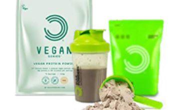 Up to 40% off Bulk Powders Vegan Protein