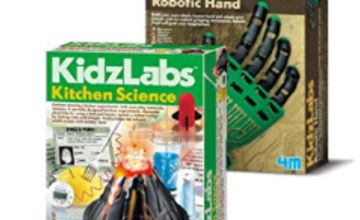 Up to 25% off educational toys