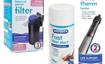 Save on Interpet Aquarium Filters, Heaters and Treatments