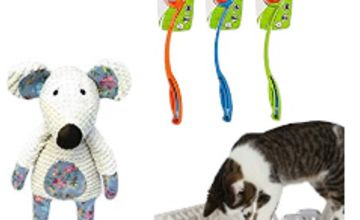 25% off Pet gifts from Chuckit, Rosewood and more