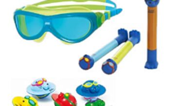 Save on Zoggs Seal Flips, Dive Sticks and more