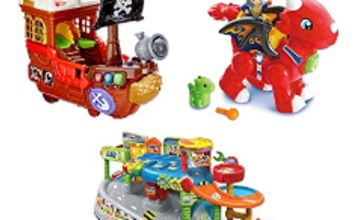 Up to 40% off VTech & Leapfrog including Toot Toot