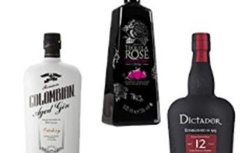 25% off Spirits Tequila Rose, Dictador and more