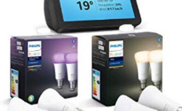 Save up to £70 on Echo smart home bundles