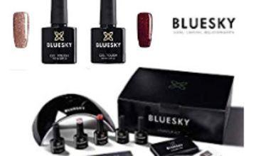 25% off BlueSky UV/Gel Nail Polish and Kits