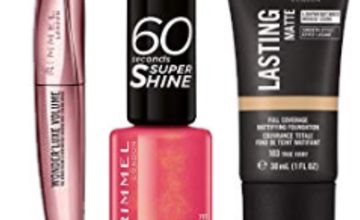 Up to 40% off Rimmel Bestsellers