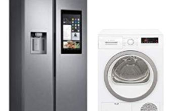 Up to 30% off Fridges, Washing Machines and more from AO