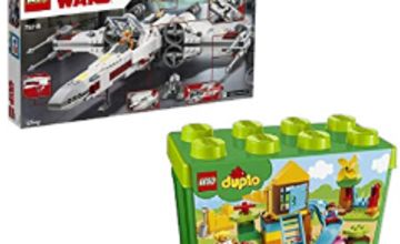 Up to 35% off LEGO Building Sets