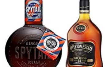 25% off Appleton Estate 12 Year Old Rare Blend Gold Rum, Spytail rum and More