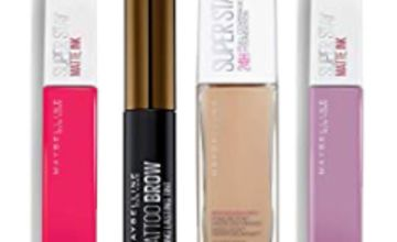 Up to 40% off Maybelline Make Up