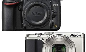 Up to 37% off Nikon Cameras and Lenses
